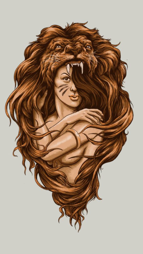 женщина лев характеристика