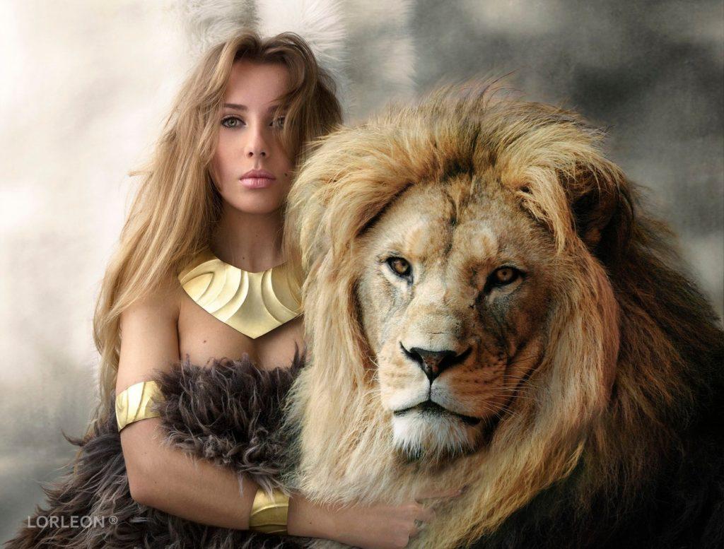 мужчина дева женщина лев совместимость